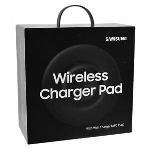 Samsung EP-P3100 Qi Wireless 15W Rapid Fast Quick Phone Watch Charger Pad Holder