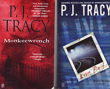 Complete Set Series - Lot of 8 Monkeewrench books by P.J. Tracy Suspense Fiction