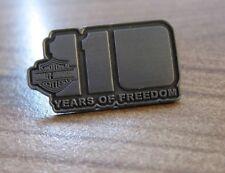 Harley-Davidson ORIGINAL Pin  110th Anniversary 1903 - 2013 NEU!