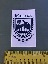 Marmot Decal/sticker Skiing
