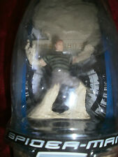 "TITANIUM DIE-CAST SPIDERMAN 3 SANDMAN 2.5"" FIGURE"
