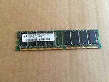 MICRON 256M, MT8VDDT3264AG-40BC4, PC3200U-DDR, 400 CL3