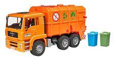 Coches y motocicletas de modelismo de radiocontrol naranjas de plástico
