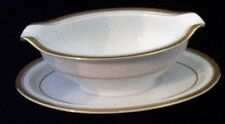 Noritake Pompeii Gravy Boat with Underplate