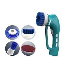 Cleaning Brush Power Scrubber Brush Cleaning Kit Portable Cordless Brush