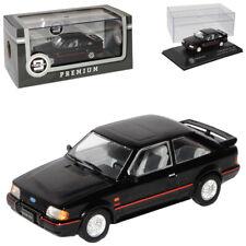 Ford Escort MKIV XR3i Schwarz 3 Türer 4. Generation 1986-1990 limitiert 1 von 10
