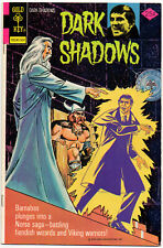 "Dark Shadows #31 - 1975 - Bronze Age Gold Key Classic - ""Spell From the Past!"""
