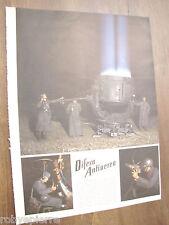 1940 DIFESA ANTIAEREA TEDESCA anti aerea aereo fonogoniometro 2° guerra mondiale