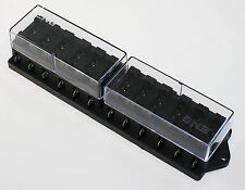 Sicherungsdose 12x Flachstecksicherung KFZ  Sicherung LFB12 Sicherungshalter