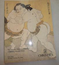 JAPAN JAPANESE WRESTLING WRESTLERS SUMO PRINTS 1994
