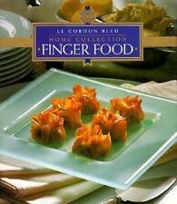 Finger Food (Le Cordon Bleu)-ExLibrary