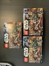 X3 Lego: Star Wars - Rebel Trooper Battle Pack (75164)