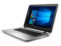 "HP ProBook 470 G1 17.3"" Intel Core i5, 4GB Ram, 500GB HDD, New Battery"