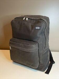 Jack Spade waxwear Backpack Brown