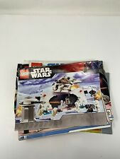 Lego Star Wars 7676  7665 6212 7666 Instructions Books