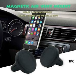 1x Universal Magnetic Car Air Vent Holder Mount Cradle Stand Cell Phone GPS BW30