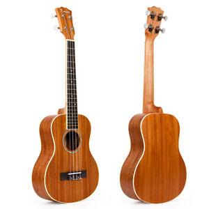 Kmise Tenor Ukulele Mahogany 26 inch 18 Frets Ukelele Uke Hawaii Guitar