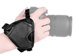 CINGHIA DA POLSO A MANO HAND WRIST STRAP GRIP ADATTO A SONY A6600 A6500 A6400 A7