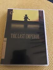 The Last Emperor (Dvd, 2008, Criterion Collection)*Bernardo Bertolucci