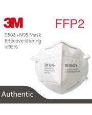 Lot 10masques 3M 9502+. - F F P2