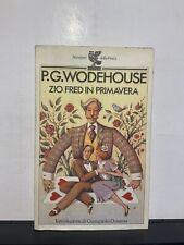 B3 - Zio Fred in primavera, P. G. Wodehouse, Guanda 1991