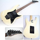 Yamaha RGX-520R Electric Guitar White Live Recording Rare from Japan for sale