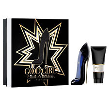 Carolina Herrera Good Girl 80ml EDP Spray & Body Lotion 100ml Gift Set