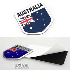Car Decoration Aluminum alloy Emblem Badge Flag of Australia 3D Logo sticker NEW