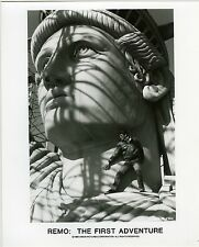 PHOTO FILM REMO The first adventure Statue de la liberté Orion Pictures 1985