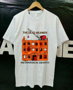 Dead Milkmen Metaphysical Graffiti Tour T-shirt