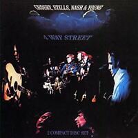 Stills, Nash and Young Crosby - 4 Way Street [CD]