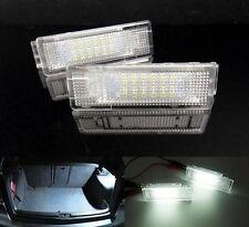 2x For VW LED Luggage Trunk Interior Light Golf GTI Jetta Passat Tiguan Touareg