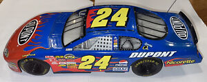 Jeff Gordon DuPont Nicorette NASCAR RC no remote