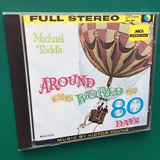 Victor Young AROUND THE WORLD IN 80 DAYS Film Soundtrack OST CD Michael Todd MCA