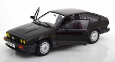 Solido 1/18 Alfa Romeo GTV 6 (1984) - Noire (S1802302)