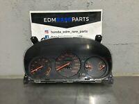 Honda EDM EK Civic Hatchback EK4 Gauge Instrument Cluster 220kmh 8000rpm Ek9 VTI