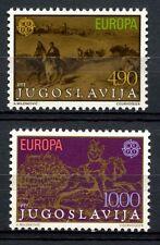 Yugoslavia 1979 SG#1876-7 Europa MNH Set #A33158