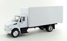 New-Ray International  4200 Single Axle Delivery Truck DieCast Metal 1/43 Scale