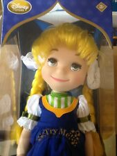 Animator's Collection It's A Small World HOLLAND Doll NIB Sings DISNEY STORE