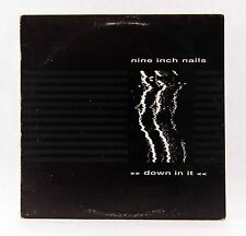 """Nine Inch Nails 1989 Down In It 12"""" EP TVT Records TVT 2611"""