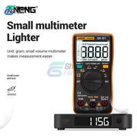 Digital Multimeter AN8009 LCD Voltmeter Ammeter AC DC Voltage Current Meter