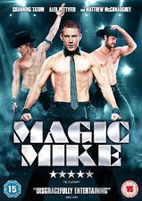 DVD:MAGIC MIKE (RE-SLEEVE) - NEW Region 2 UK