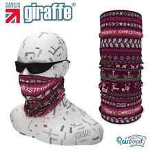 G-531 Xmas festive Headgear Neckwarmer multifunctional Bandana Headband