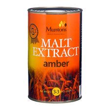 Estratto di malto Amber Mumtons