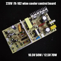 220V wine cooler control board FX-102 PCB121110K1 SH14387 PCB90829F1 for KRUPS
