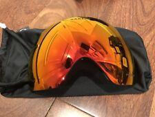NEW Oakley FlightDeck Snow Goggles Prizm Torch Iridium Replacement Lens