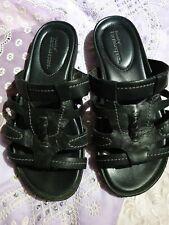 Timberland Earthkeepers black Leather sandals uk 3.5/4 EU 36 vgc