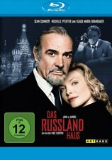 Das Russland-Haus - Sean Connery, Michelle Pfeiffer-Blu Ray