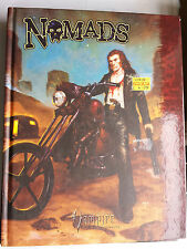 nomads vampire the requiem WoD white wolf horror RPG mage the awakening