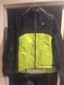 Cannondale Windbraker/ Light Raincoat/ Sweating Mesh Vest NWOT